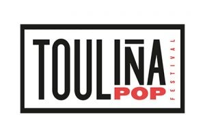 logo Touliña Pop festival