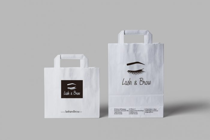 impresión en bolsas kraft
